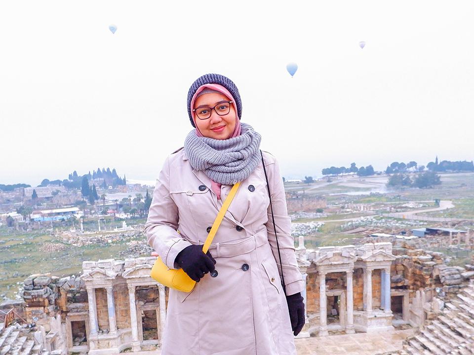 travel blogger muslim